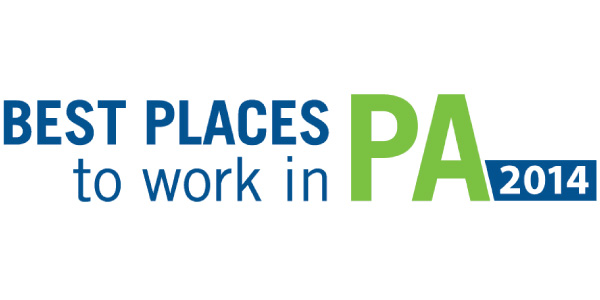 Best Places to work in PA 2014