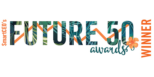 Future 50 Awards Winner