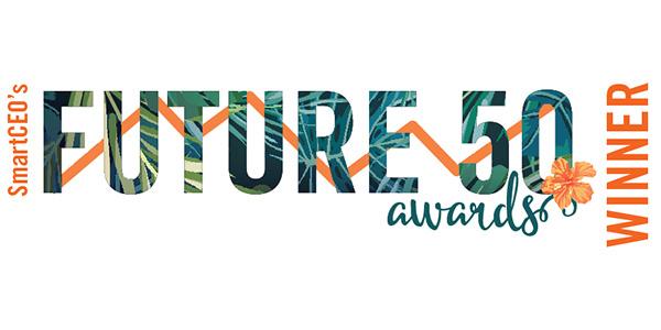 Future 50 Awards Winner